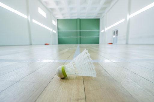 indoor shuttle court