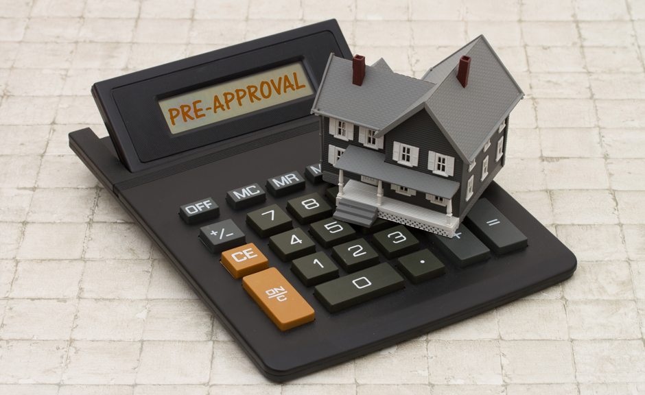 Pre-approval before house hunting